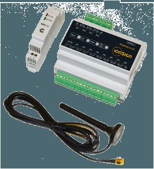 Neutron12-3G pulse logger